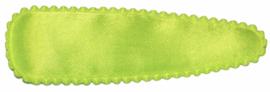 Kniphoesje neongeel  8cm, per stuk