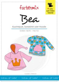 Farbenmix papier patroon Bea 86/92-146/152