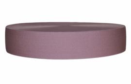 Oudroze elastiek 40 mm per 0,5 meter
