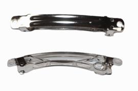 French Barrette clip 6 cm