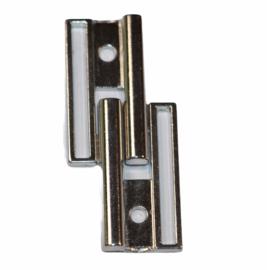 Riem sluiting metaal 31mm