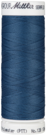 Amann Metzler SERAFLEX garen, kleur 0698 Blue Agate