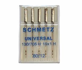 Schmetz Universal machinenaalden dikte 80