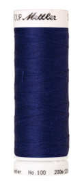 Amann Seralon machinegaren kleur Fire Blue 1078