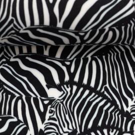Viscose: Daytona zebra (Swafing) , per 25 cm