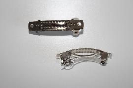 French Barrette clips 3 cm per 10 stuks