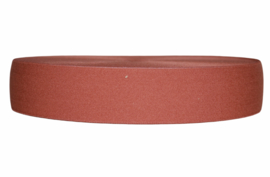 Roestbruin elastiek 40 mm per 0,5 meter