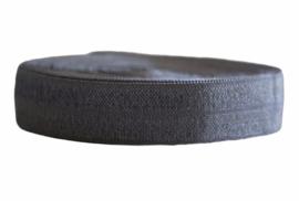 Elastisch band grijs 16 mm 155 cm