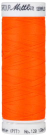 Amann Metzler SERAFLEX garen, kleur 1428 Vivid orange