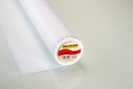 Plakvlies H 250 stevig 90 cm wit, per meter