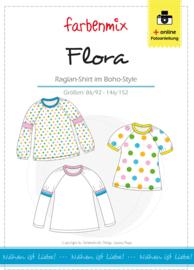 Farbenmix papieren patroon meisjes