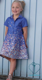Lillesol & Pelle girls overhemdjurk & bloes Camisa Maat 80-164