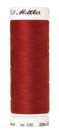 Amann Seralon machinegaren kleur Burnt Orange 1167