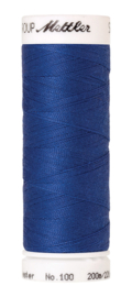 Amann Seralon machinegaren kleur Cobalt Blue 0815