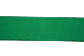 Gras groen elastiek 30 mm per 0,5 meter