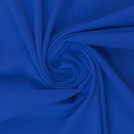 Tricot: effen royal blue (Swafing kleur 255) per 25cm