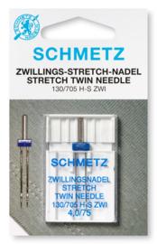 Schmetz tweeling STRETCH machinenaalden 4.0 / 75