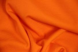 Tricot oranje, per 25cm