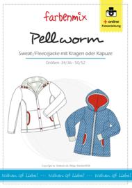 Farbenmix papier naaipatroon  Pellworm dames  34/36 - 50/52