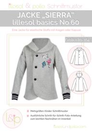 Lillesol & Pelle girls jasje Sierra Maat 80-164