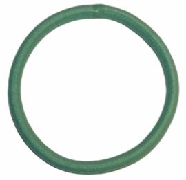 Haarelastiekje mint +/- 45 mm, dikte 4mm