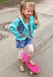Lillesol & Pelle girls vest met sjaalkraag Maat 80-164