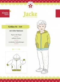 Farbenmix papier patroon Jacke,  maat 56-164