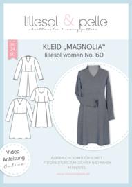 Lillesol & Pelle women jurk Magnolia Nr 60 maat 34 t/m 50