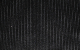 Ribstof: Marius zwart (Swafing) per 25cm