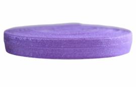 Elastisch band helderpaars 16 mm per 0,5 meter