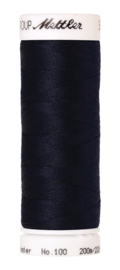 Amann Seralon machinegaren kleur Dark blue 0827