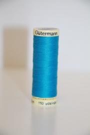 Gutermann naaigaren 100m, kleur: blauw