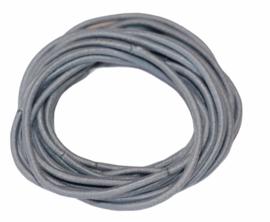 Haarelastiekje: grijs 45mm