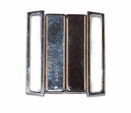 (Riem) sluiting metaal 25mm