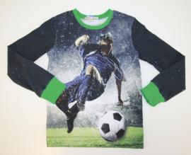 Longsleeve: Voetbal 122/128-158/164