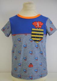 shirt diving 116-152
