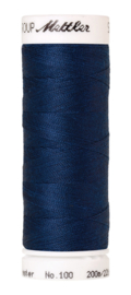 Amann Seralon machinegaren kleur Royal Navy 0816