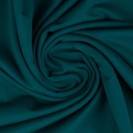 Tricot: effen petrol (Swafing kleur 750) 90x160 cm coupon