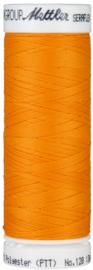Amann Metzler SERAFLEX garen, kleur 0122 pumpkin