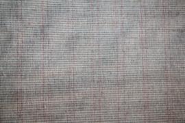 Soepele naaibare paardehaardoek beige 80 cm breed. Per 10 cm