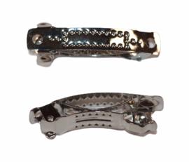 French Barrette clip 3 cm