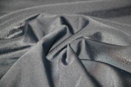 Lycra zwart: Elastic, Fitness-/Beach Fashion, per 25 cm