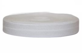 Elastisch biaisband wit 16 mm 149 cm