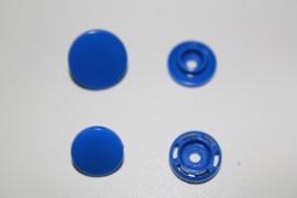 Kamsnaps T8 kobalt blauw glans per 5 (B16)