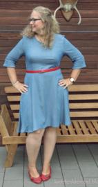Lillesol & Pelle women jurk Belleza maat 34 t/m 50