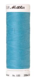 Amann Seralon machinegaren kleur Turquoise 0409