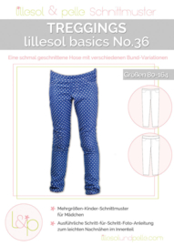 Lillesol & Pelle girls Tregging Maat 80-164