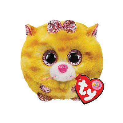 TY TEENY PUFFIE TABITHA CAT 10 CM