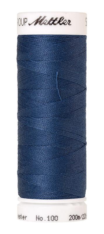 Amann Seralon machinegaren kleur Steel Blue 1316
