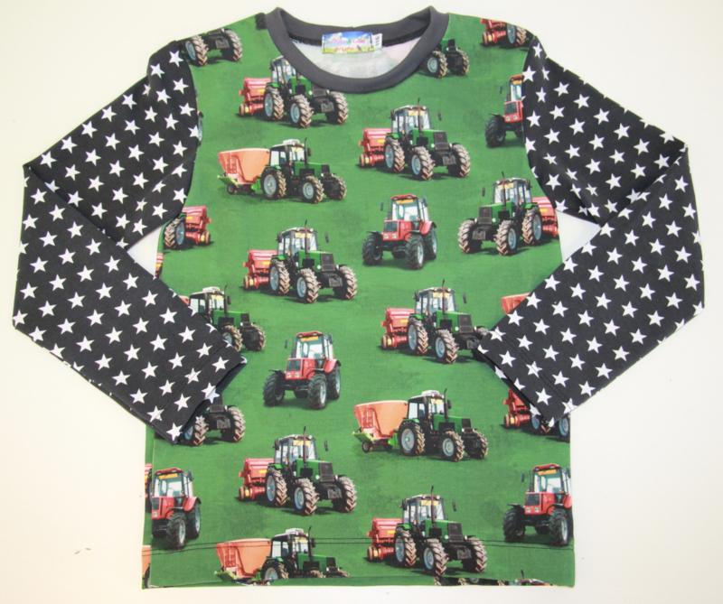 Longsleeve: Traktor 122/128-158/164